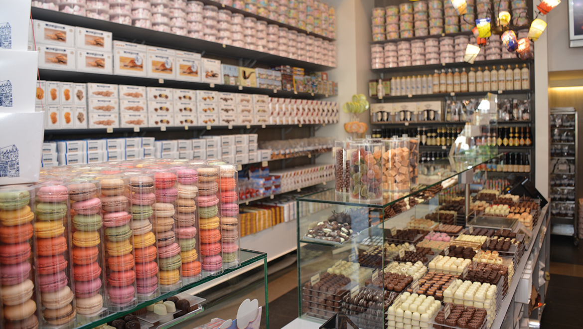 Chocolaterie Peter De Groote