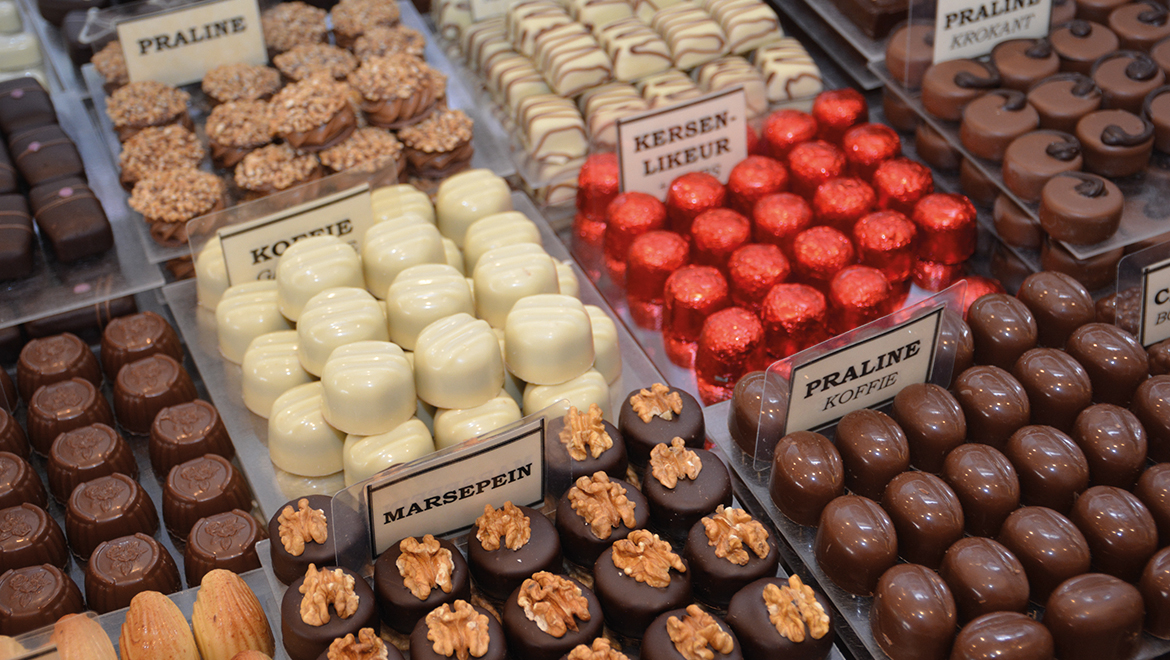 Chocolaterie Peter De Groote Ypres